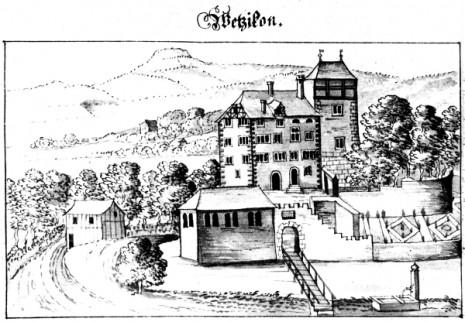 Stich Schloss Wetzikon (8/8)